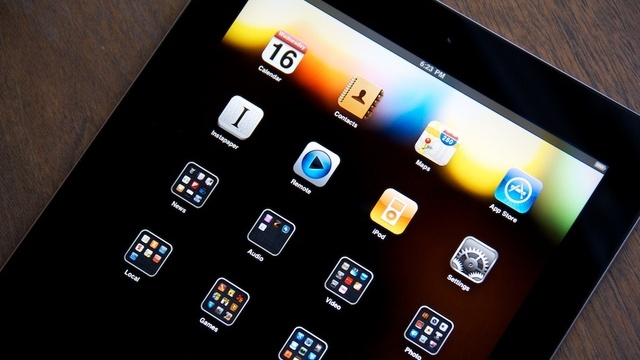 Swapping TVs For iPads Makes Planes 7% Lighter