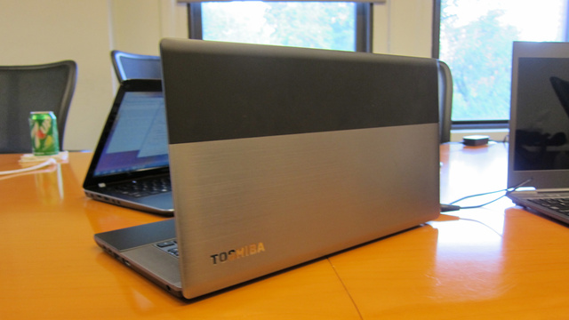 Toshiba Satellite U845W Hands On: Super-Wide Mutant Ultrabook for Movie-Lovers and Multitaskers