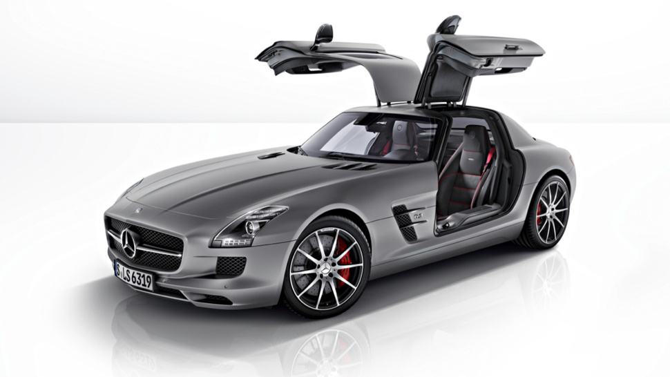 The Mercedes-Benz SLS AMG GT Is The Only One You'll Get Or Want