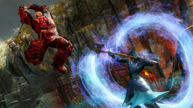 This Weekend's Guild Wars 2 Beta Event Features an Enhanced Sense of Smack