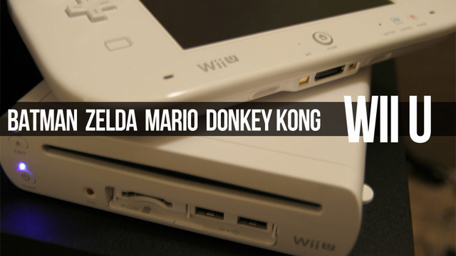 Hands-On With The Wii U, Nintendo's Risky New Revolution