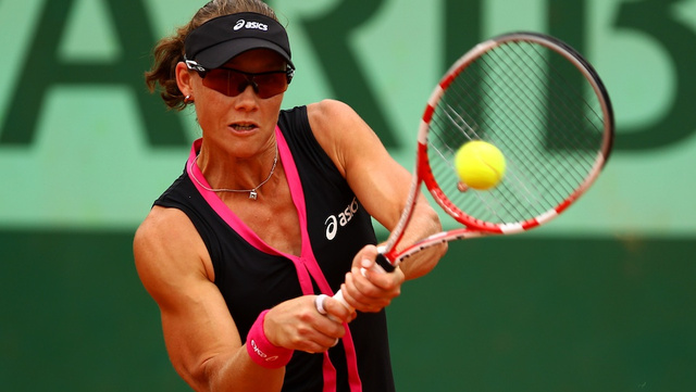 Women's Tennis Player Plays Like A Man, Says Women's Tennis Player
