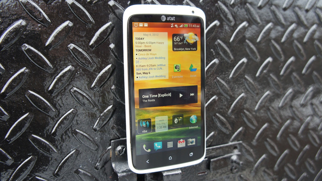 HTC One X Available Online Now and in Stores June 10 for $200