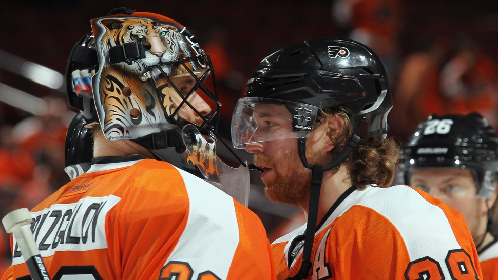 Claude Giroux Says Ilya Bryzgalov Will Be The NHL's Best Goalie Next Year
