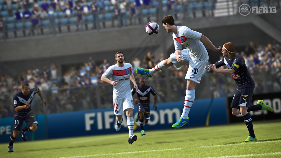 So, What the @$%& is the Deal With Swearing in <em>FIFA 13</em>?