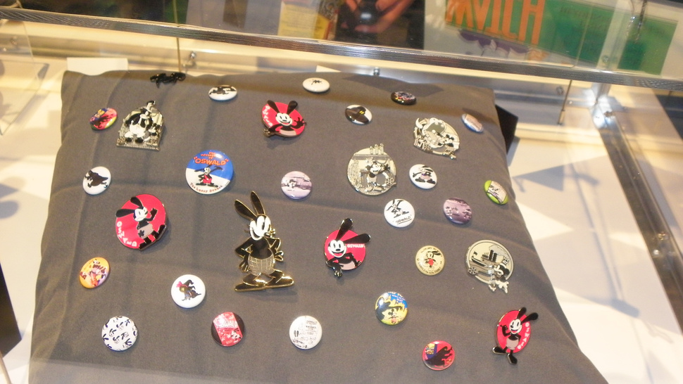 To Show Off <em>Epic Mickey 2</em>, Warren Spector Brought His Rare Disney Collectibles to E3