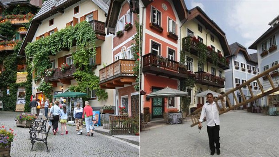 Click here to read Chinese Real Estate Developers Successfully Cloned Entire Austrian Village