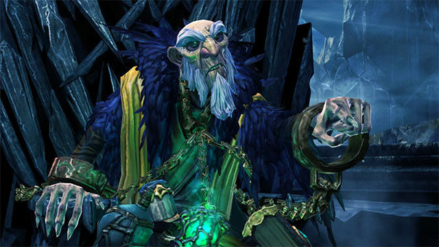 Darksiders II's Death Carries A Heavy Weight On His Shoulders (And It's Not Just Dead Bodies)