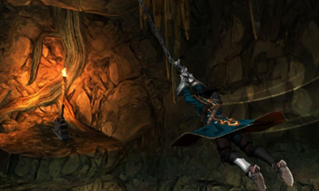 The New 3DS Castlevania Brings Back Metroidvania In Lovely 3D