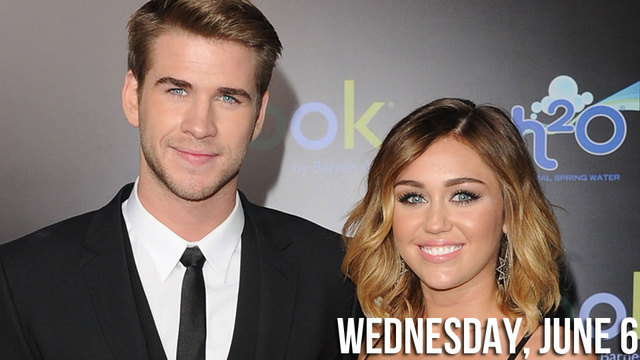 Miley Cyrus and Liam Hemsworth Are Engaged, Y'all!