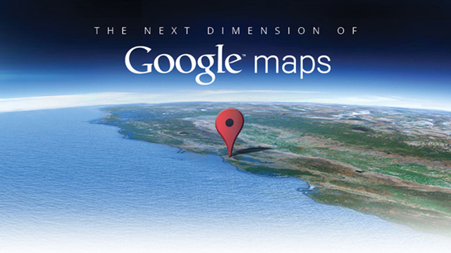 New Google Maps: Offline Mobile Access, Improved 3D and More