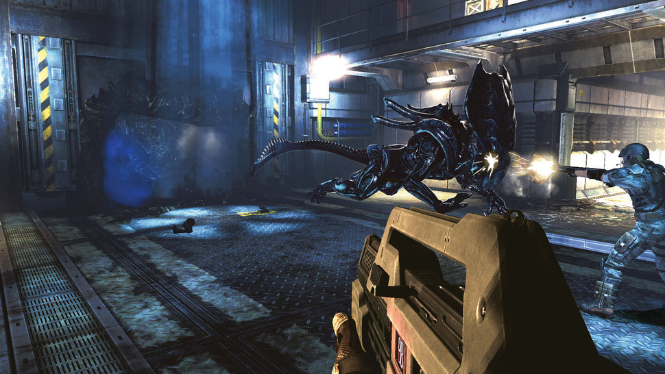 These New <em>Aliens: Colonial Marines</em> Screenshots Will Make You Drool