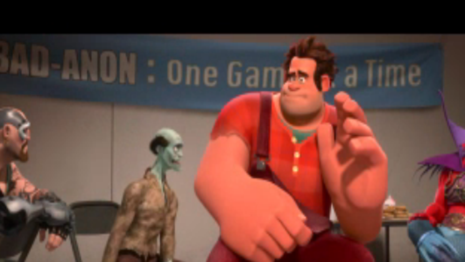Disney's Wreck-It Ralph: If Tron And Toy Story Had An Adorable Baby