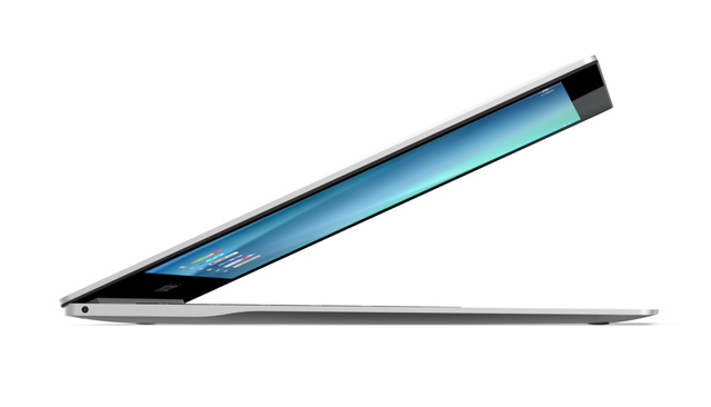 This Beautiful Device Turns Your iPhone and Android Into an Ultra-Thin Laptop