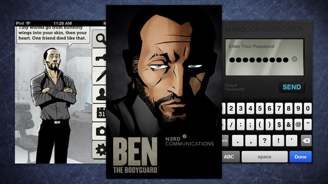 Ben the Bodyguard Creates an Encrypted, Private Data Safe on Your iPhone