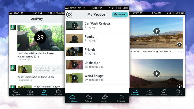 Click here to read Cloudee Is the Simplest Way to Share Videos on Your iPhone