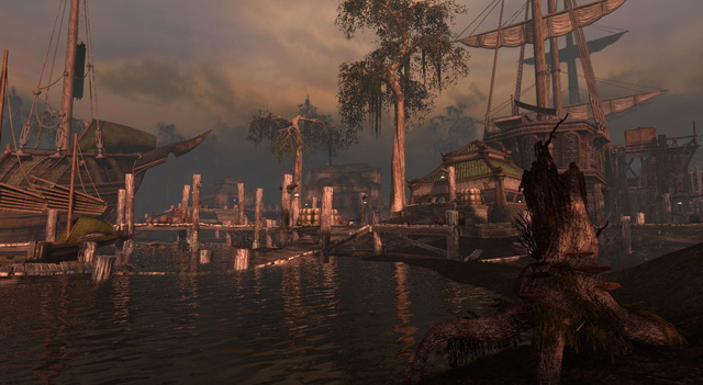 Take a Scenic, Mostly-Empty Tour of the The Elder Scrolls Online