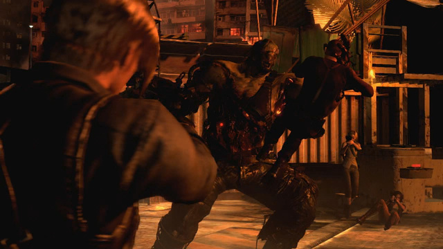 Get This: Resident Evil 6 Will Be a Bit Like Journey