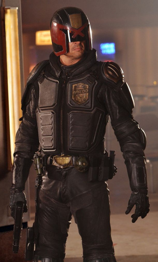 New Dredd Photos!