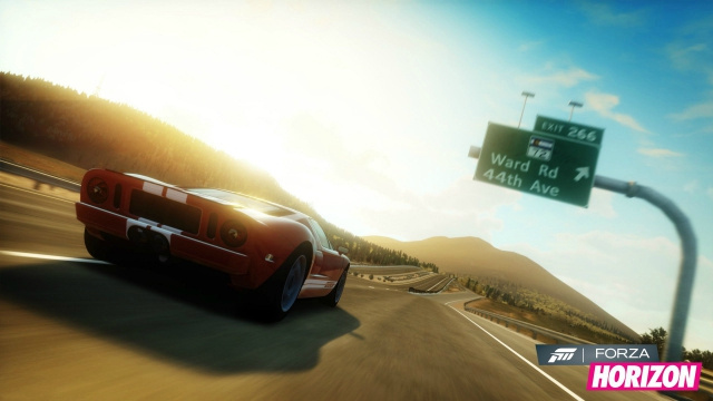 Forza Horizon Offers an Open Road to Action, Music and the Fast Life
