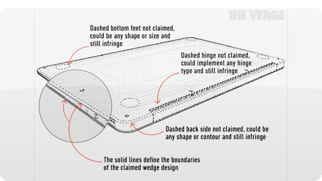 Click here to read Apple's New MacBook Air Wedge Design Patent Could Destroy Ultrabooks. Sigh.