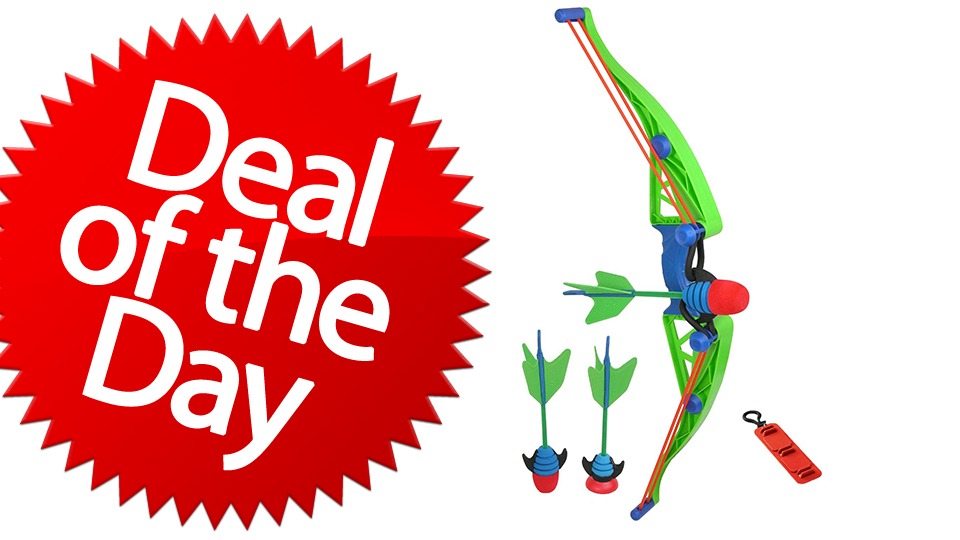 This Zing Air Z-Curve Bow Is Your Robin-Hood Deal of the Day [Dealzmodo]