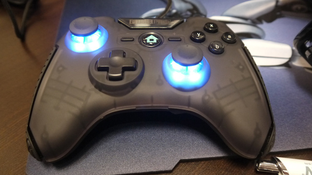 There is Another Xbox 360-Inspired Wii U Controller