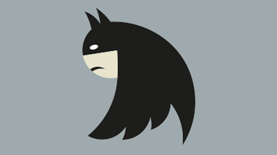 Click here to read Twitter's New Logo is Batman