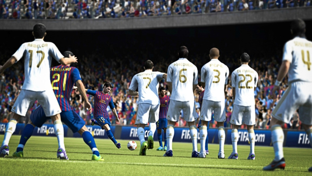 Wii U's Touchscreen Features Prominently in FIFA 13's Shooting, Passing and Tackling