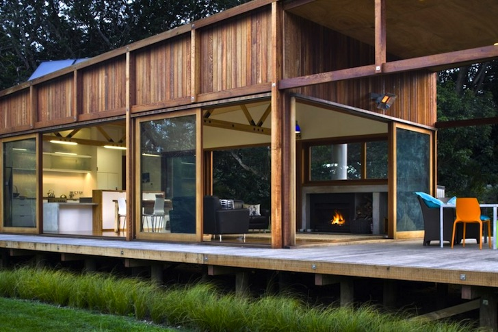This Eco-Friendly New Zealand Home Is Powered Entirely By The Sun