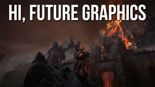 Click here to read Meet the Next Generation of Graphics: Unreal Engine 4
