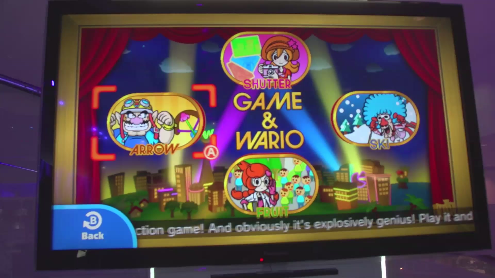 Wario farting games for Farting fish game