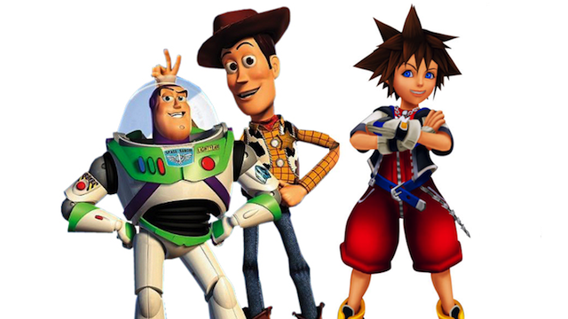 > Kingdom Hearts Director Wants To Add Pixar - Photo posted in BX GameSpot | Sign in and leave a comment below!