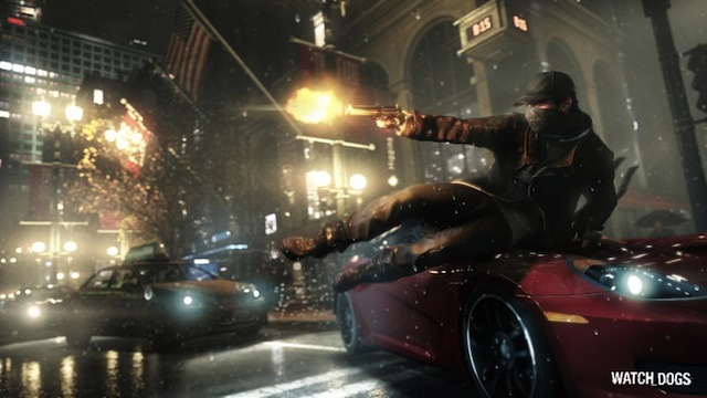 Click here to read Ubisoft Promises 2013 <em>Watch Dogs</em> Release, Remains Cagey About Platform