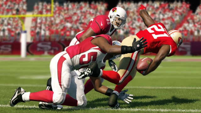 Click here to read <em>Madden 13</em> is Mostly Law-Abiding in Its Physics-Though It Does Jaywalk at Times