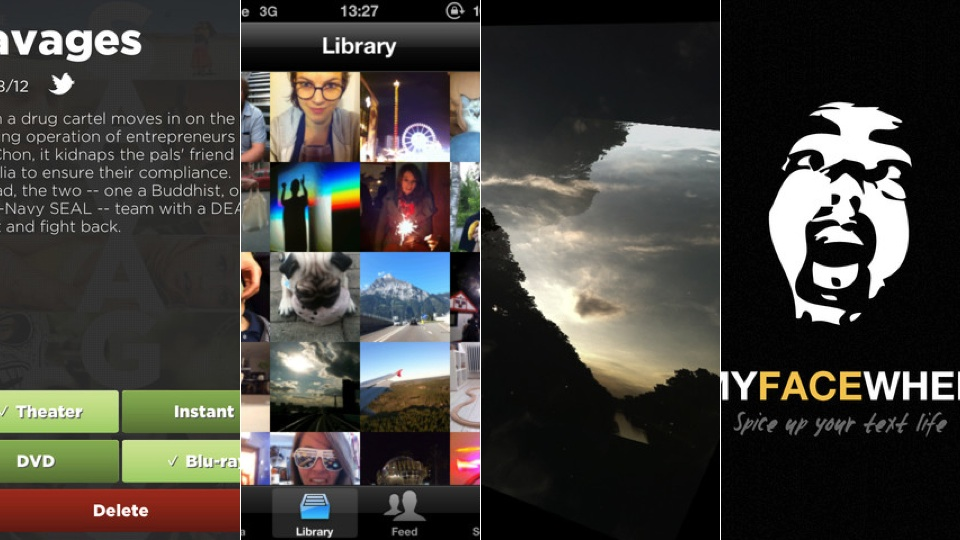 New iPhone Apps: Loopcam, Stilla And More