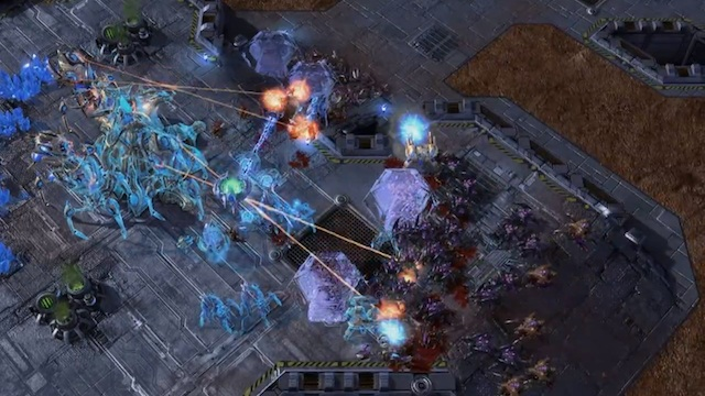 Click here to read A Fresh Look at The New Multiplayer Units in <em>StarCraft II: Heart of the Swarm</em>