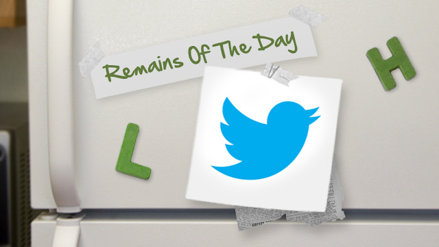Remains of the Day: Twitter Tightens Rules for Desktop Clients