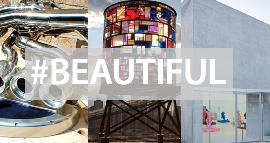 Beautiful Items Of The Week: Hot Rod Docks, Stained-Plexiglas Water Tower And More