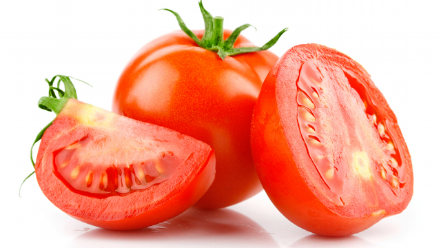 What Colour Were Tomatoes Before The Dinosaurs All Died?