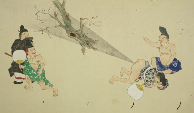Japanese fart scrolls prove that human art peaked centuries ago