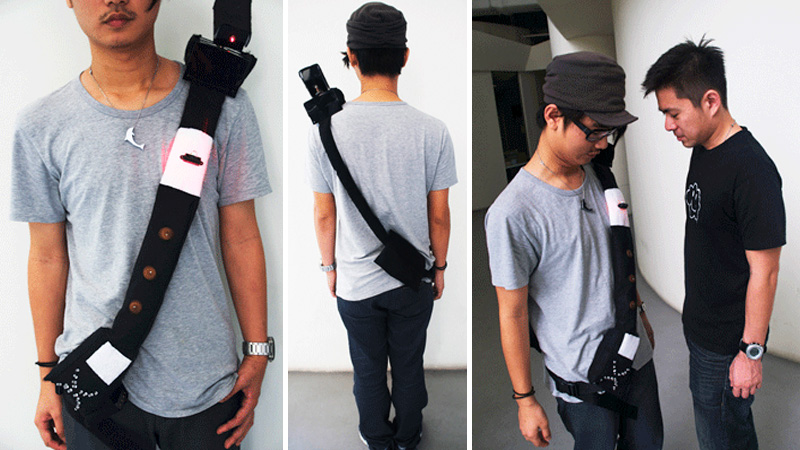 Click here to read Ridiculous Shoulder Mounted Laser Protects Your Personal Space