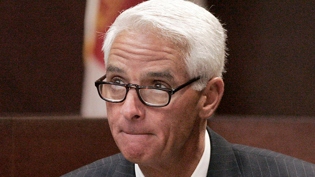 Former Florida Governor Charlie Crist Is Gay and Drunk — And Other Unfounded Allegations