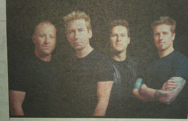 Idaho Paper Picks Fight with Nickelback, Prints Scathingly Sincere Concert Preview
