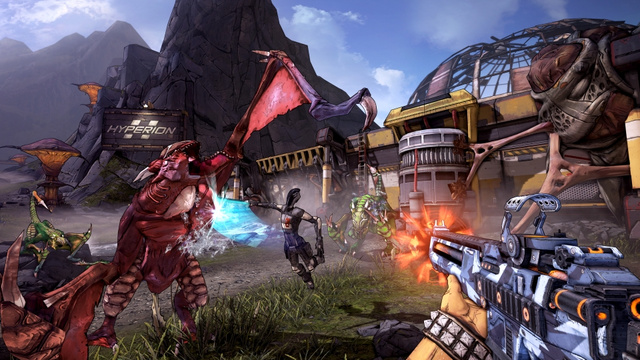 High Hope is Justified as Borderlands 2 Reopens Pandora