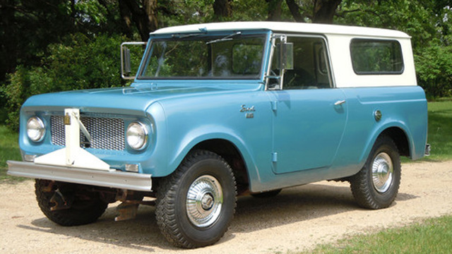 Click here to read This Is What A Rust-Free International Scout Looks Like