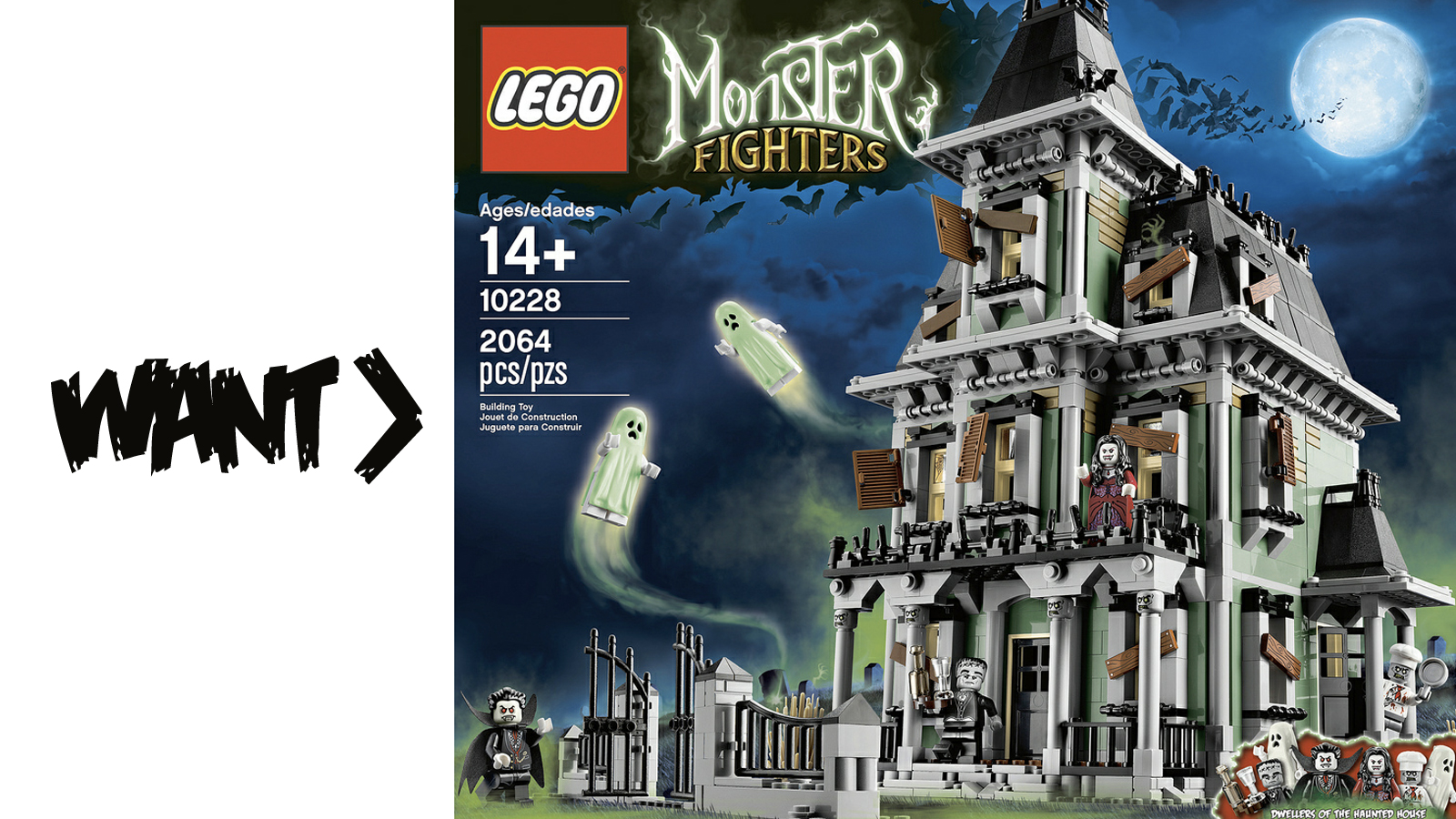Click here to read Lego's Munsters' House Is Not Really the Munsters' But Close Enough