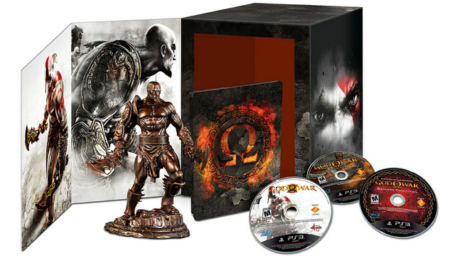 God of War's Bronzed Edition is Not For American (or European) Eyes