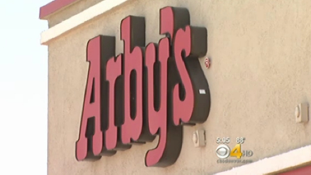 Arby's Urinal Scalds Man's Genitals Lawsuit Claims