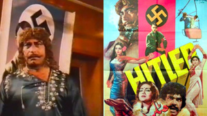 Your brain cannot handle Hitlar, a movie about Hitler's evil Pakistani gangster son